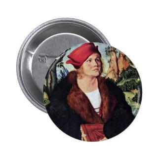 Portrait Of Dr. Johannes Cuspinian By Cranach D. Ä Pins