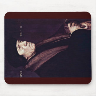 Portrait Of Dr. John Chambers Physician Mouse Pad