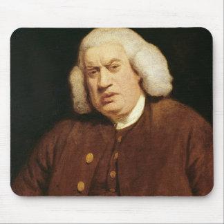 Portrait of Dr. Samuel Johnson Mouse Pad