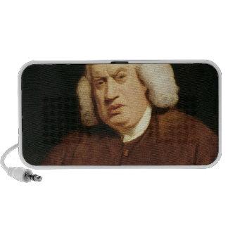 Portrait of Dr Samuel Johnson Mp3 Speaker