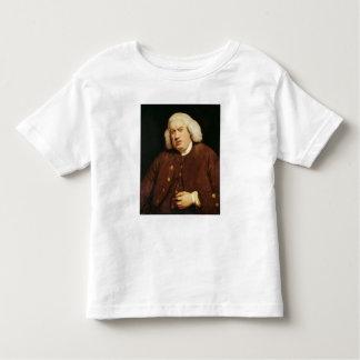 Portrait of Dr. Samuel Johnson Toddler T-shirt