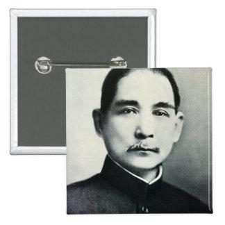 Portrait of Dr. Sun Yat-Sen Button