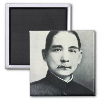 Portrait of Dr. Sun Yat-Sen Fridge Magnet