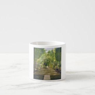 Portrait of Duchamp hills of ol Dushan Tappe Espresso Cup