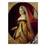 Portrait of Duchess Maria Nikolaevna Card