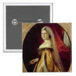 Portrait of Duchess Maria Nikolaevna Pinback Button