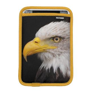 Portrait of eagle iPad mini sleeve