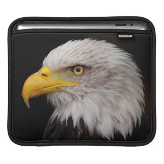 Portrait of eagle sleeves for iPads
