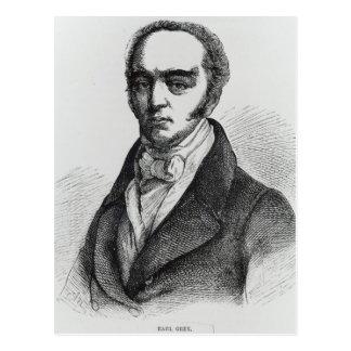 Portrait of Earl Grey Postcard