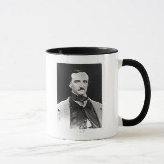 Portrait of Edgar Allan Poe Mug