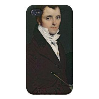 Portrait of Edme Bochet , 1811 iPhone 4/4S Case