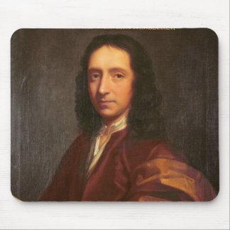 Portrait of Edmond Halley, c.1687 Mouse Pad