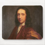 Portrait of Edmond Halley, c.1687 Mousepads
