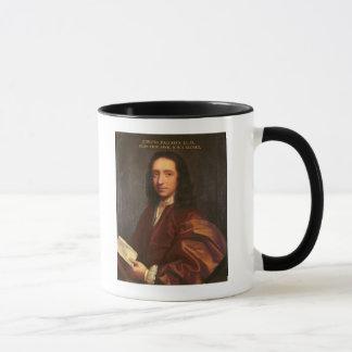 Portrait of Edmond Halley, c.1687 Mug