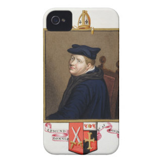 Portrait of Edmund Bonner (c.1500-69) Bishop of Lo iPhone 4 Covers