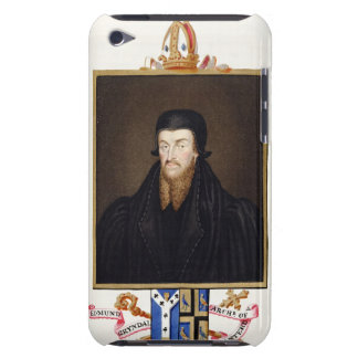 Portrait of Edmund Grindal (c.1519-83) Archbishop Barely There iPod Case