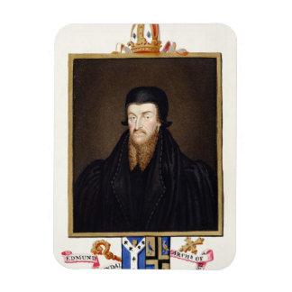 Portrait of Edmund Grindal (c.1519-83) Archbishop Magnet