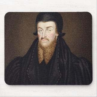 Portrait of Edmund Grindal (c.1519-83) Archbishop Mouse Pad