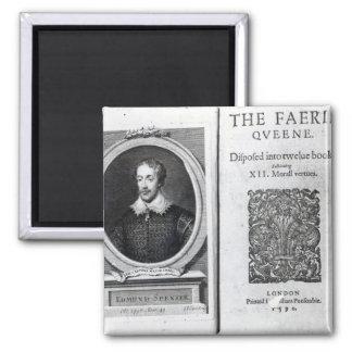 Portrait of Edmund Spenser and the Magnet