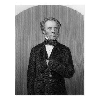 Portrait of Edward Baines Postcard