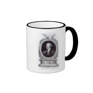 Portrait of Edward Gibbon Mug