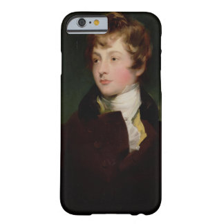 Portrait of Edward Impey (1785-1850), c.1800 (oil Barely There iPhone 6 Case