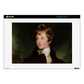 Portrait of Edward Impey (1785-1850), c.1800 (oil Laptop Decals