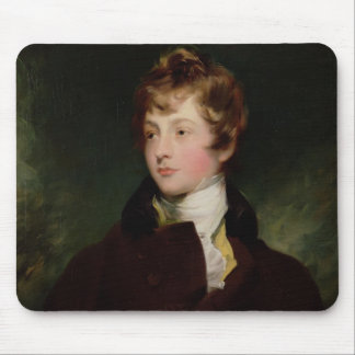 Portrait of Edward Impey (1785-1850), c.1800 (oil Mouse Pad