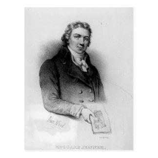 Portrait of Edward Jenner Postcard
