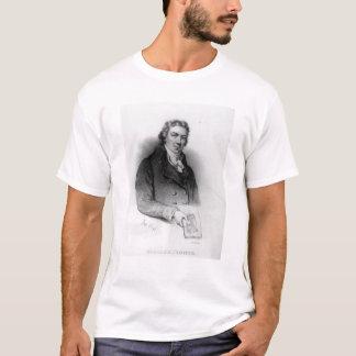 Portrait of Edward Jenner T-Shirt