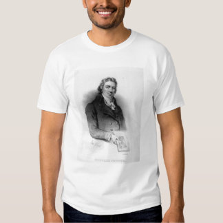 Portrait of Edward Jenner Tee Shirt