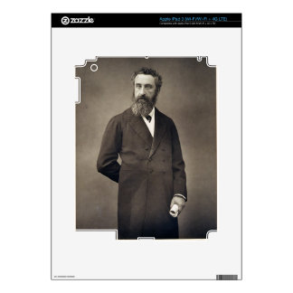 Portrait of Edward Robert Bulwer-Lytton, 1st Earl Skins For iPad 3
