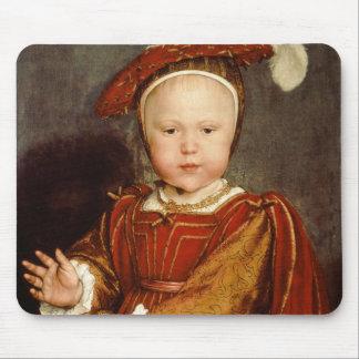 Portrait of Edward VI as a child, c.1538 Mouse Pad