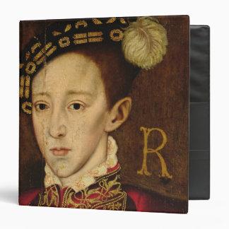 Portrait of Edward VI Binder