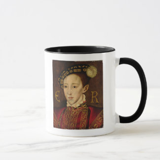 Portrait of Edward VI Mug