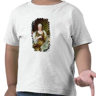 Portrait of Elizabeth Charlotte of Bavaria T-shirts