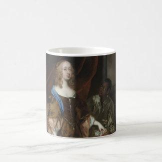 Portrait of Elizabeth Murray Coffee Mug