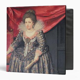 Portrait of Elizabeth of France (1602-44) daughter Binder
