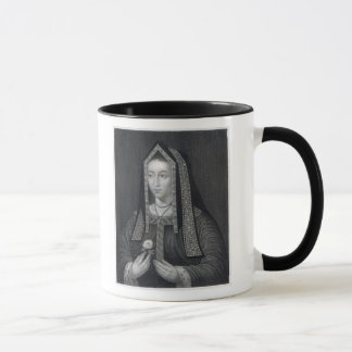 Portrait of Elizabeth of York Mug