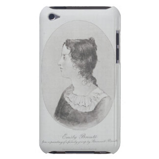 Portrait of Emily Bronte (1818-48) engraved by Wal Case-Mate iPod Touch Case
