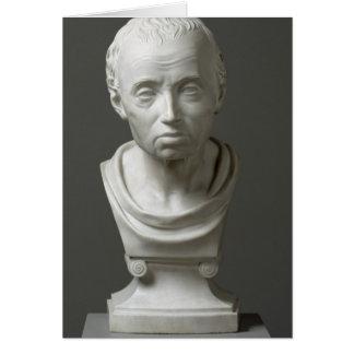 Portrait of Emmanuel Kant , 1801 Card