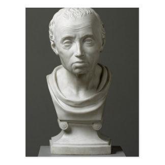 Portrait of Emmanuel Kant , 1801 Postcard
