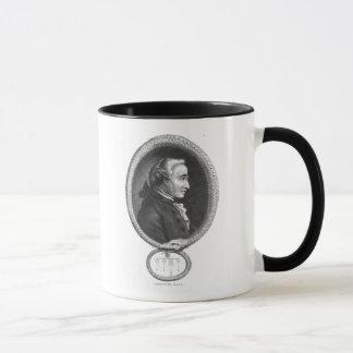 Portrait of Emmanuel Kant 2 Mug