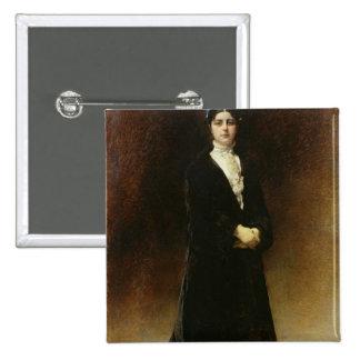 Portrait of Emmanuella Signatelli Button