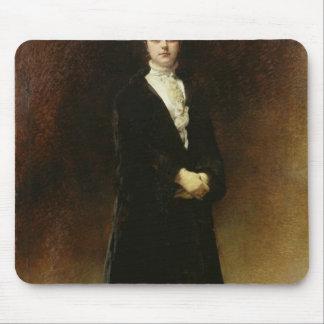 Portrait of Emmanuella Signatelli Mouse Pad
