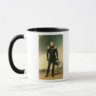 Portrait of Emperor Alexander I  1825 Mug