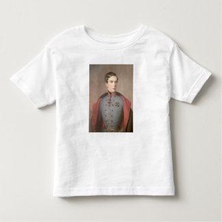 Portrait of Emperor Franz Joseph of Austria Toddler T-shirt