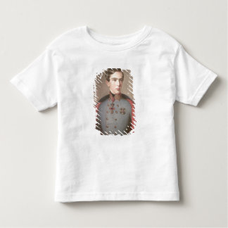 Portrait of Emperor Franz Joseph of Austria Toddler T-shirt