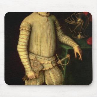 Portrait of Emperor Maximilian II  1557 Mouse Pad