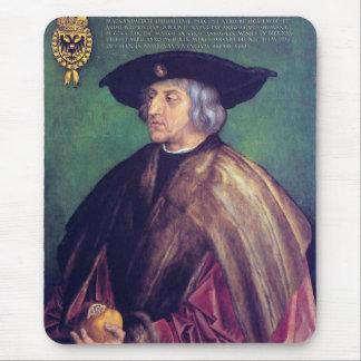 Portrait of Emperor Maximilian Mouse Pad